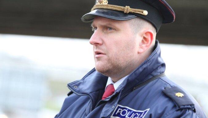 Зивтиньш ушел из полиции и работает в Rīgas satiksme