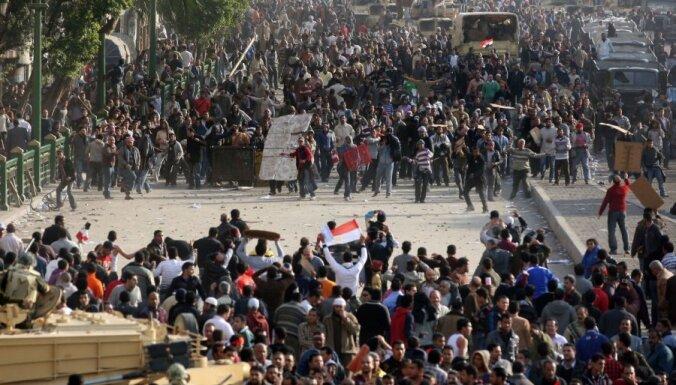 Māris Krūmiņš: Ēģiptes revolūcijas atgriešanās