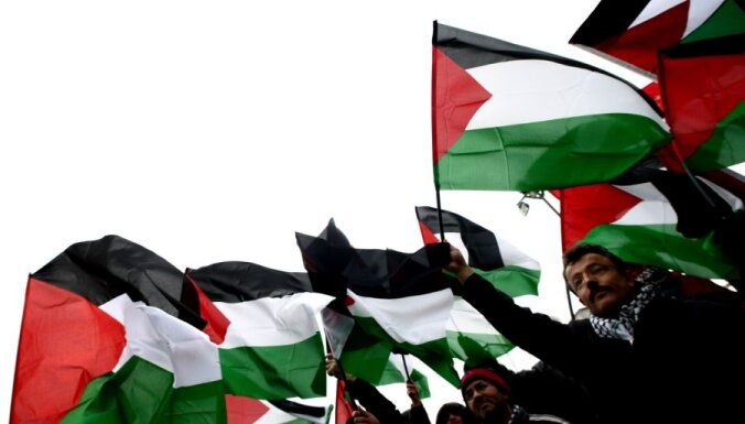 Miera sarunas ar Izraēlu ir bezjēdzīgas, uzskata palestīniešu amatpersonas
