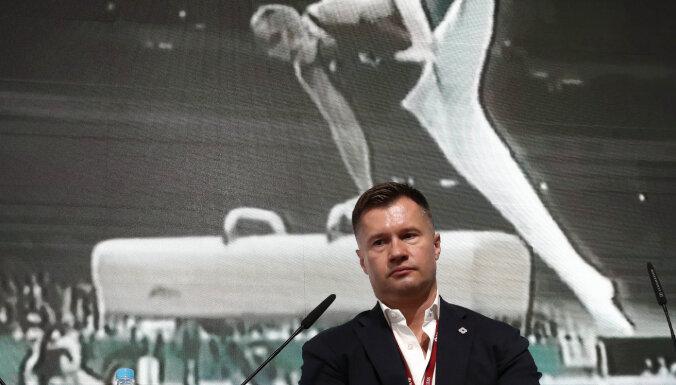 Немов рассказал, как можно разрешить конфликт между гимнастками из России и Израиля