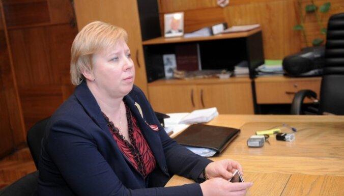 ЛТВ: Петерсоне-Годмане лишили допуска к гостайне из-за дружбы с Савицкисом