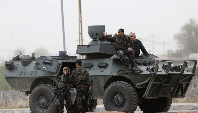 Bagdāde pieprasa sasaukt Arābu līgas sanāksmi par Turcijas armijas ieiešanu Ziemeļirākā