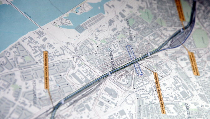 Кучинскис: Rail Balticа закрепит положение балтийцев как полноправных жителей Евросоюза