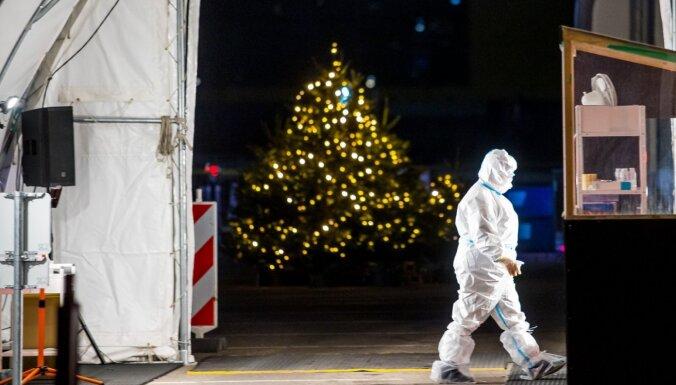 В Литве - почти 3800 новых случаев Covid-19, 43 человека умерли; в Эстонии - 700 новых случаев