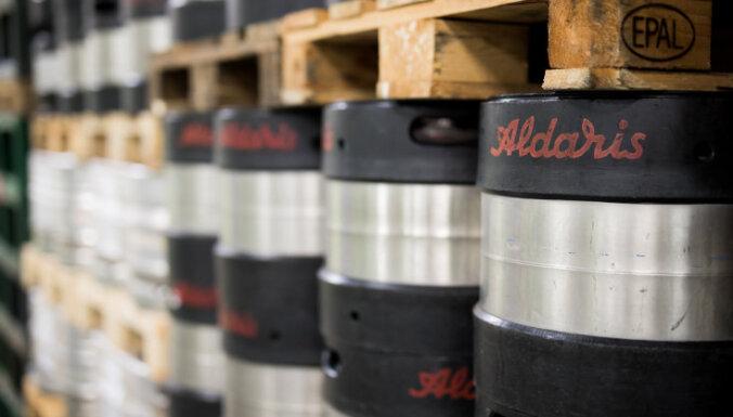 Aldaris: за семь месяцев рынок безалкогольного пива в Латвии увеличился на 24%
