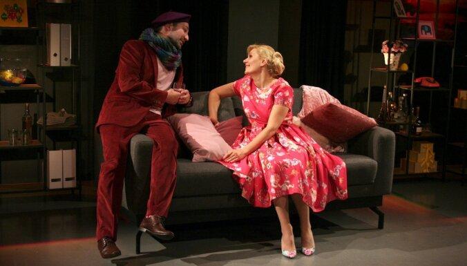 Ogres teātrim piešķirts profesionālā teātra statuss