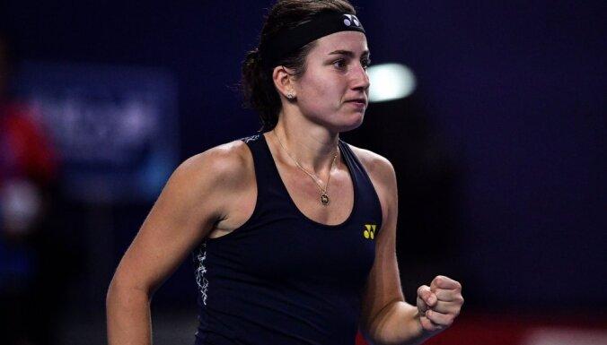 ВИДЕО: Севастова обыграла чемпионку US Open на престижном турнире в Чжухае