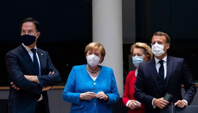 Чрезвычайный саммит Евросоюза длится уже четыре дня