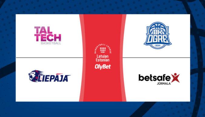 'Delfi TV' basketbola sestdiena: 'Ogrei' svarīga izbraukuma spēle Tallinā, jūrmalnieki viesojas Liepājā