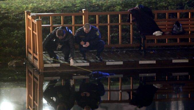 На выходных под Страупе утонул человек