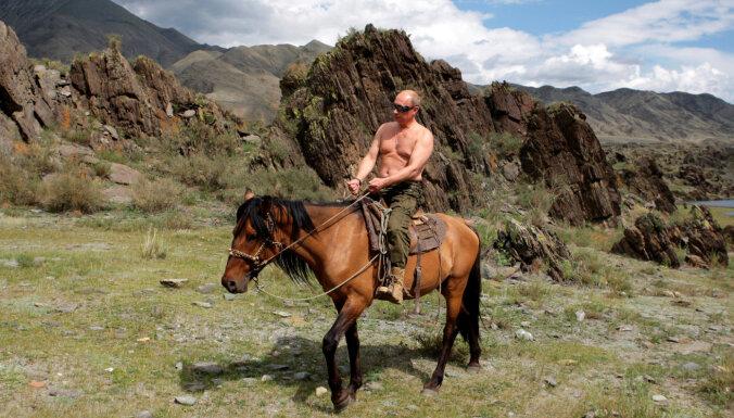 Ростуризм разработает маршрут по местам отдыха президента Владимира Путина
