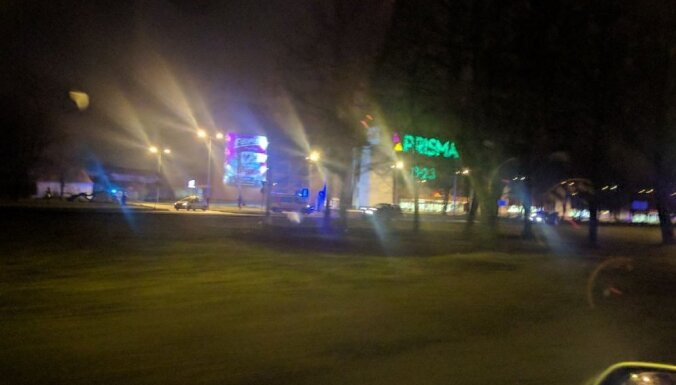 Tehnisku iemeslu dēļ Rīgā slēgti vairāki 'Prisma' lielveikali; 'Rīga Plaza' atsāk darbu