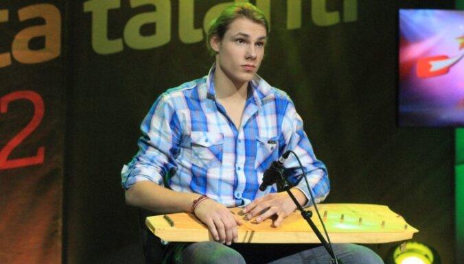 Ansis Jansons, Latvijas Zelta talanti