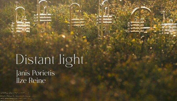Pirmo reizi ierakstā izdoti latviešu komponistu darbi trompetei un ērģelēm