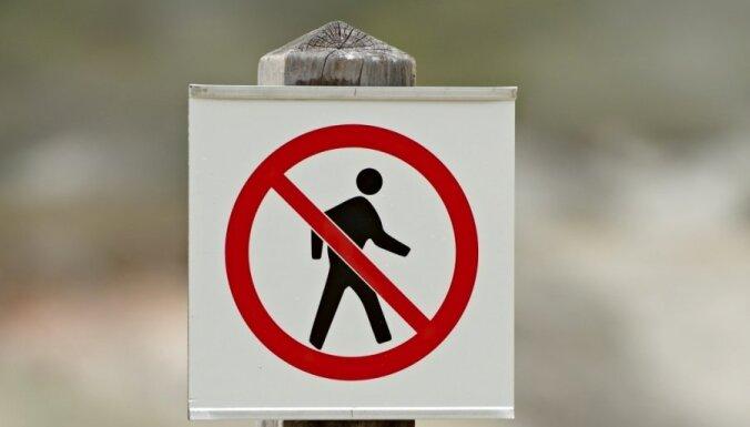 Для Калниете въезд в Россию запрещен на несколько лет