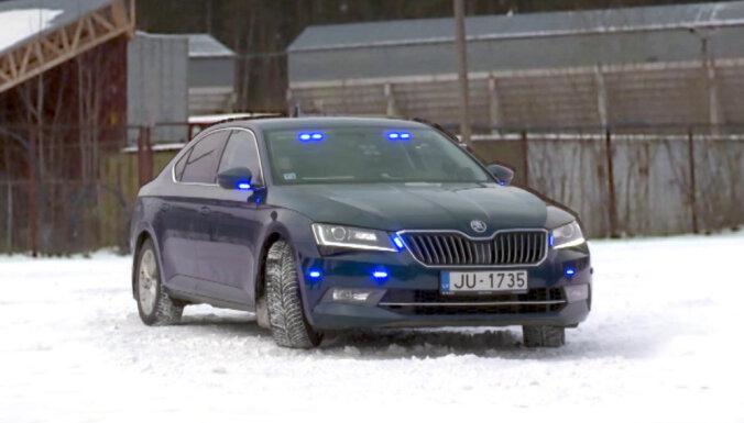 49 000 протоколов за неполный год: полиция усилилась нетрафарированными машинами