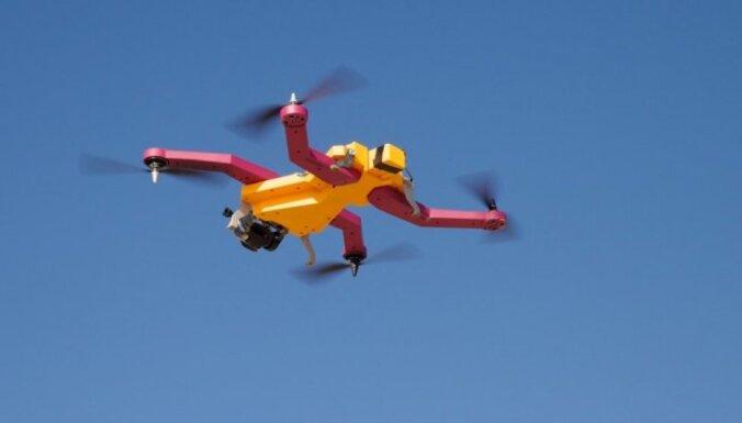 'AirDog' cenu var samazināt, piesaistot investoru no Ķīnas
