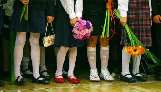За 12 лет число школьников сократилось почти на четверть