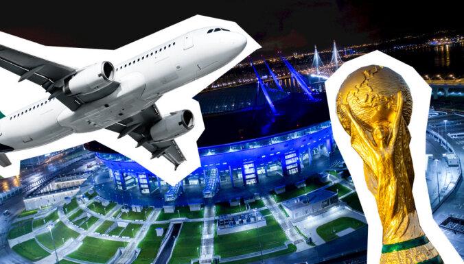 LFF par 11 000 eiro rīkojusi 'Biznesa kluba' izbraukuma sesiju Sanktpēterburgā