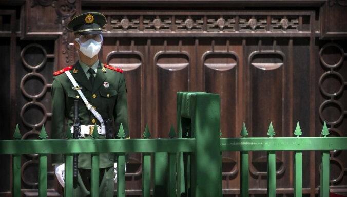 Ķīna piedāvā Ziemeļkorejai palīdzību cīņā pret pandēmiju