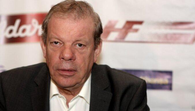 Pavlova dopinga skandālā galvenā cietēja ir federācija, bēdājas Lipmans
