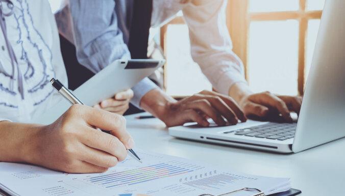 'Luminor' окажет поддержку трем латвийским предпринимателям в развитии э-коммерции