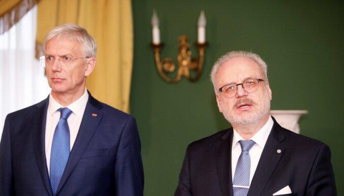 Valsts valodu neprotoši iedzīvotāji Latvijā – nolaidība no valsts puses, uzskata prezidents