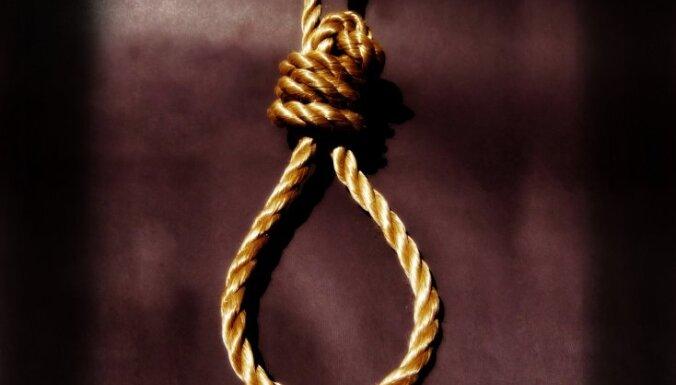 В Латвии эпидемия самоубийств молодых людей