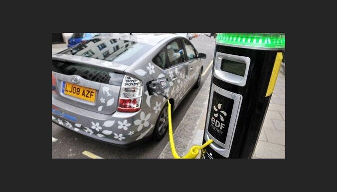 Autoinženieru asociācija spriedīs par alternatīvajām enerģijām