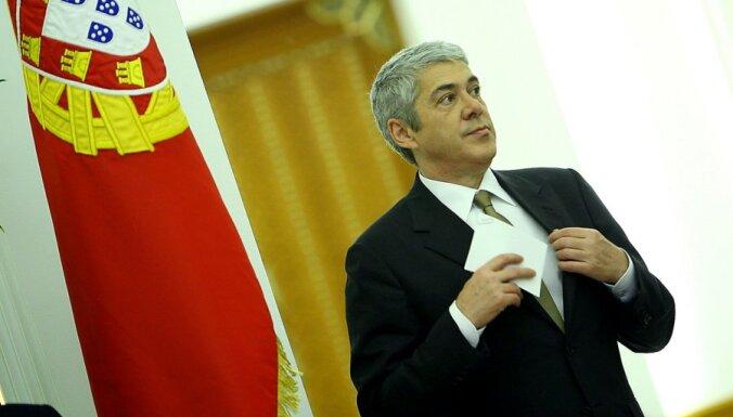 Португалия просит у ЕС срочной финансовой помощи
