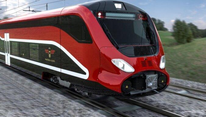 Jaunos elektrovilcienus par 225,3 miljoniem eiro Latvijai piegādās Spānijas uzņēmums