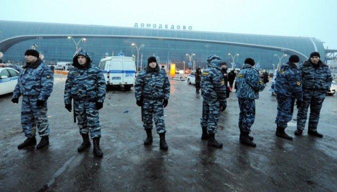 """В годовщину теракта в Домодедово аэропорт """"заминировали"""""""