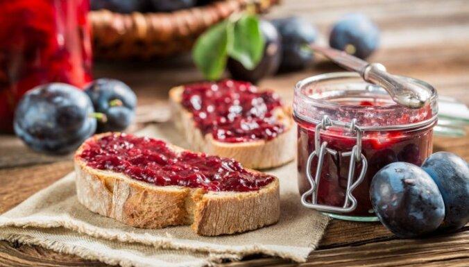 Virtuves pamati: ievārījumi, marmelādes, želejas un citi augļu konservētie gardumi