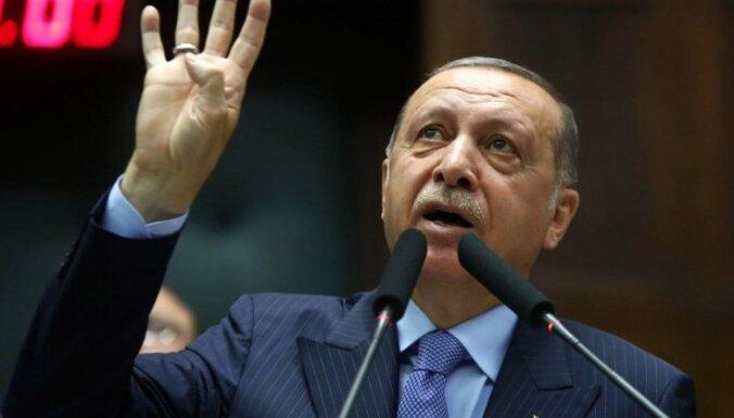 Переговоры о вступлении Турции в ЕС приостановлены