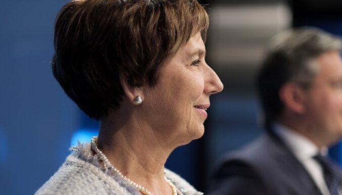 Президент на три дня доверит руководство Латвией Бейтнере — Ле Галле