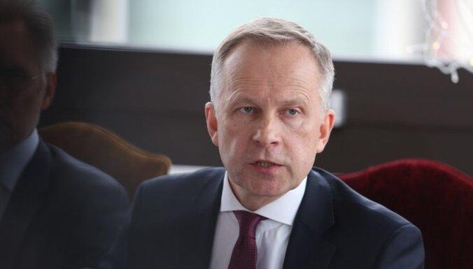 Римшевич вернулся на работу в Банк Латвии