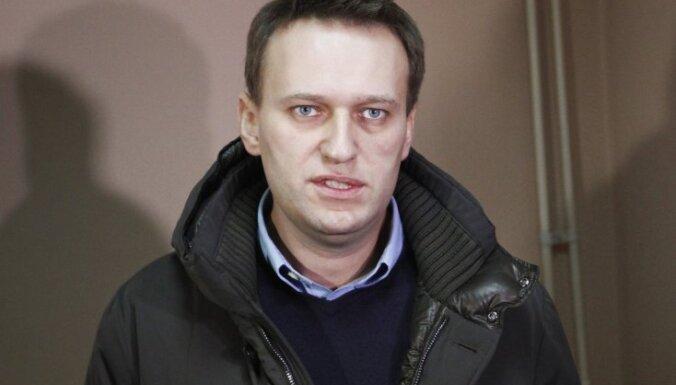 """Навальный объявил свое уголовное дело """"виртуальным"""""""