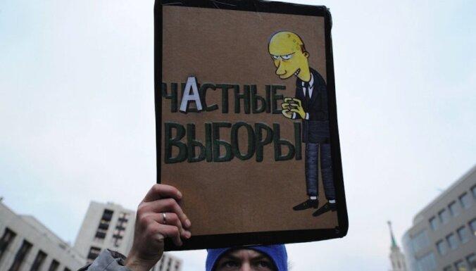 Māris Krūmiņš: Putina atgriešanās plāns sāk ļodzīties