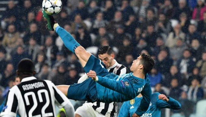 ВИДЕО: Назван лучший гол в сезоне 2017/18 по версии УЕФА