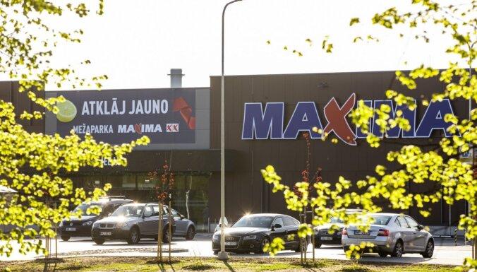 Rīgā ceturtdien atver vienu jaunu un vienu pārbūvētu 'Maxima' veikalu