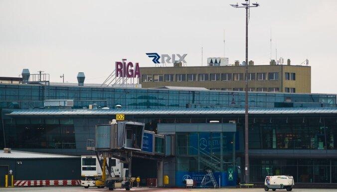 Рижский аэропорт: необходимости в дополнительных проверках пассажиров из-за коронавируса нет