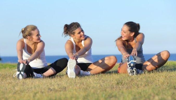 Pareiza fiziskā slodze. Kā sportot, lai palīdzētu sirdij?