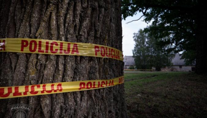 Policijai izdevies atklāt uzņēmēja Zikmaņa iespējamo slepkavu