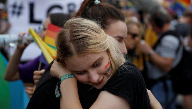 Исследование: 40% представителей ЛГБТ в Европе страдают от нападок