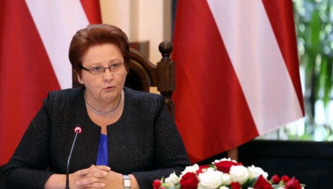 Страуюма: к боевикам ИГ примкнули не более пяти жителей Латвии