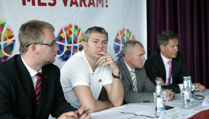 Названы кандидаты в сборную Латвии на олимпийский отбор в Рио