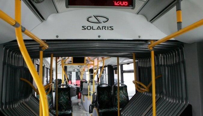 Оспорены результаты конкурса на поставки автобусов Rīgas satiksme
