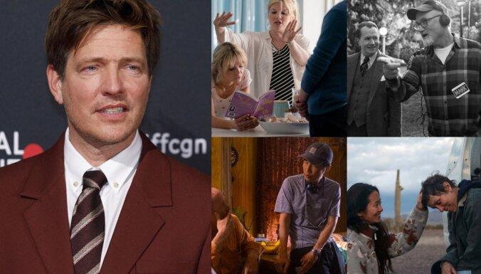 Kino pasaules demiurgi. Pieci labākie režisori, kas nominēti 'Oskaram'