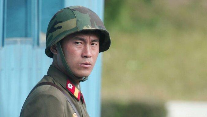 Ziemeļkorejā notikušas protesta akcijas