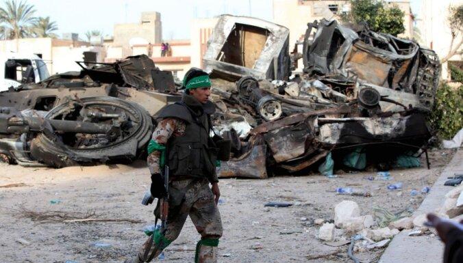 Ministrs: Čehija nav gatava atzīt Lībijas nemiernieku padomi